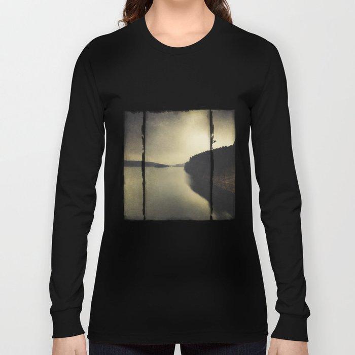 Quiet Lake Long Sleeve T-shirt