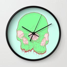 Fruity Craniopagus Wall Clock