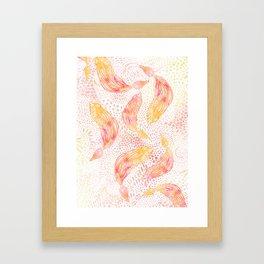 Kelp Dance Framed Art Print
