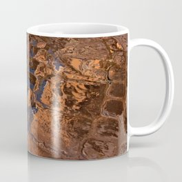 Coppery Cobble Stones Coffee Mug