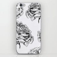 roses iPhone & iPod Skins featuring Roses  by Caitlin Workman
