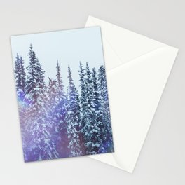 Winterscape Stationery Cards