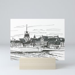Gamla Stan Mini Art Print