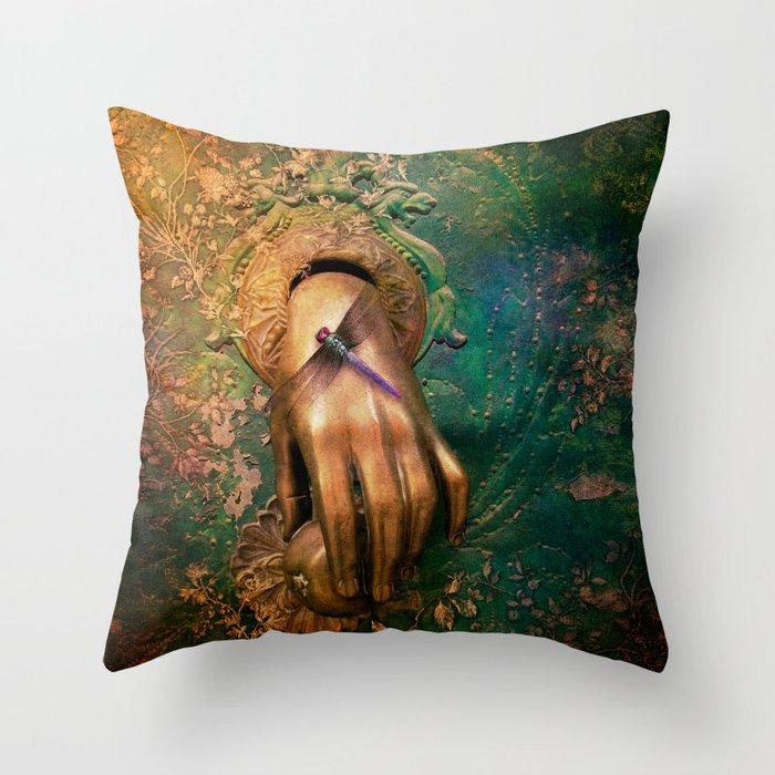 Bijoux Throw Pillow