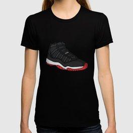 Jordan11-Breds T-shirt