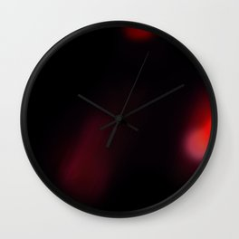 LONG TIME TO TOMORROW - #1 MOMENT Wall Clock