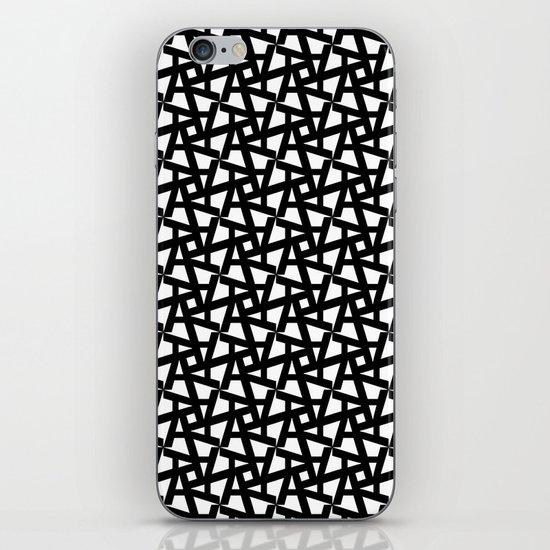 A_pattern iPhone & iPod Skin