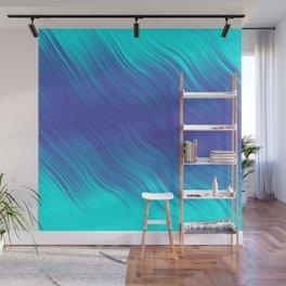 Stripes Wave Pattern 10 bti Wall Mural