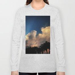 Setting the Sky on Fire Long Sleeve T-shirt
