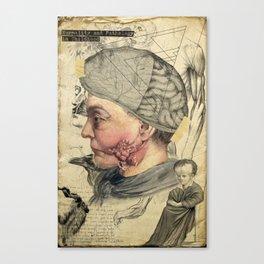 Pathology Canvas Print
