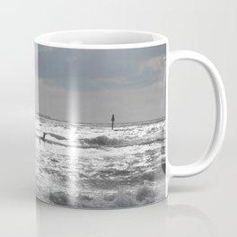 Seagull at Sunset Coffee Mug