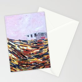This Must Be The Place (Our House) Stationery Cards