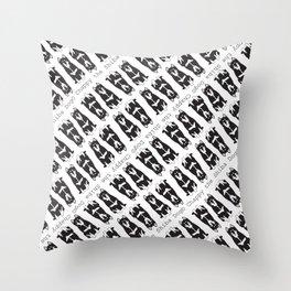 Chappy the Shiba Dog© Throw Pillow