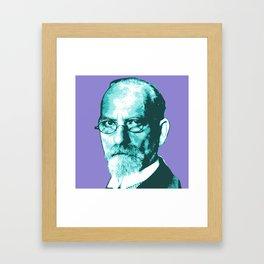 Edmund Husserl Framed Art Print