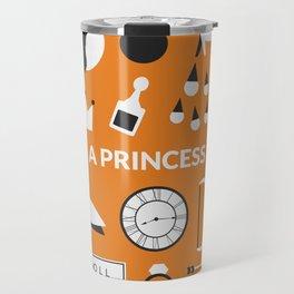 OUAT - A Princess Travel Mug