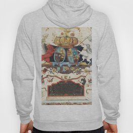 Allegory of the elevation of William IV 1747 by J Luiscius Hoody