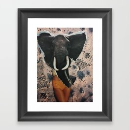 animali$tic Framed Art Print