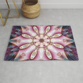 Mandalas from the Voice of Eternity 13 Rug