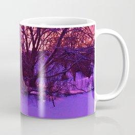 KINGSPORT, TN - WINTER SUNSET Coffee Mug