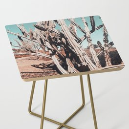 Desert Cactus Photography | Cacti Nature Side Table