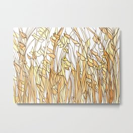 Meadow 6 Metal Print