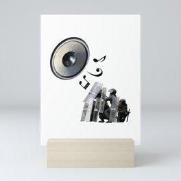Protest Song Mini Art Print