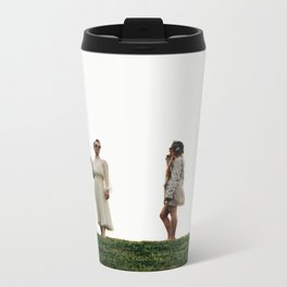 Honey Metal Travel Mug