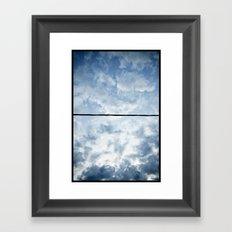 Le Fil Framed Art Print