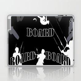 Board Board Board Kiteboarding Laptop & iPad Skin