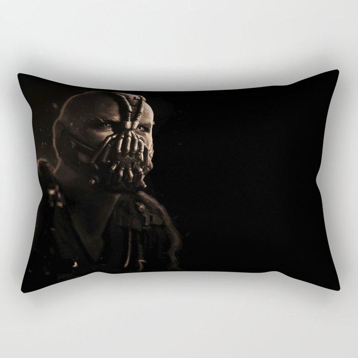 GOTHAM'S RECKONING S  Rectangular Pillow