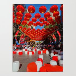 Chinese New Year, Sydney Poster