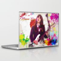 scandal Laptop & iPad Skins featuring Scandal Baby by Don Kuing