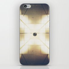 X is up iPhone & iPod Skin