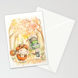 Trick o' Treat 2014 Stationery Cards