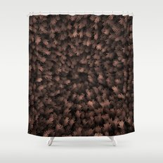 Thousand hands Shower Curtain