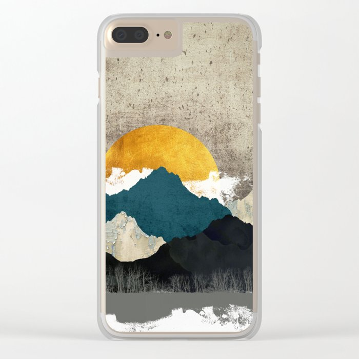 Thaw Clear iPhone Case