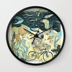 Cycling in the Deep Wall Clock