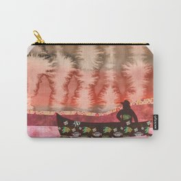 The Fisherman's Dream - Surrealist Vision Carry-All Pouch