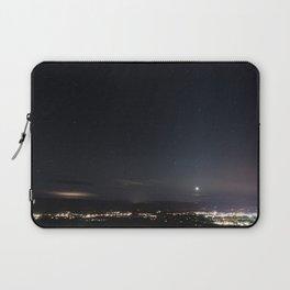 Arizona Desert Night Sky Stars Laptop Sleeve