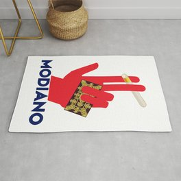 MODIANO rolling papers Rug