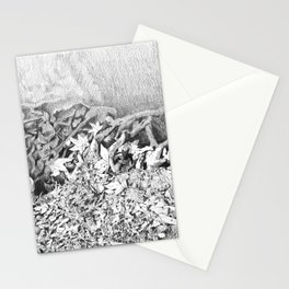 Transitions in nature part 1 Stationery Cards