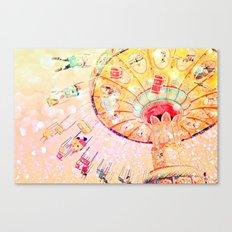 Joy Ride... Canvas Print