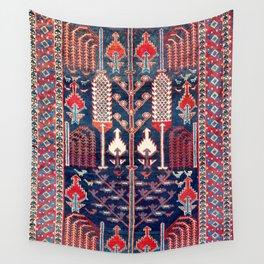 Luri Bakhtiari West Central Persian Rug Print Wall Tapestry
