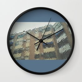 It's raining Wall Clock