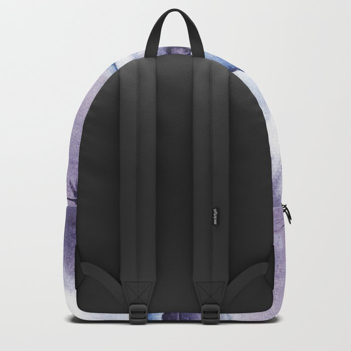 Abstract nature 05 Backpack