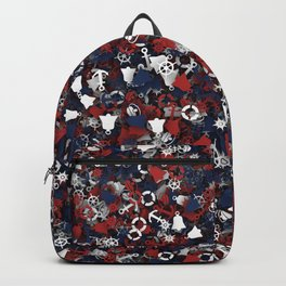 Nautical things Backpack