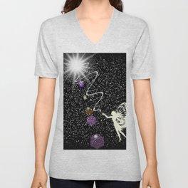 fairy stars Unisex V-Neck