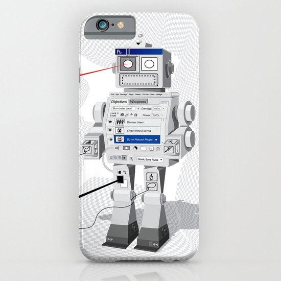 Photobot iPhone & iPod Case
