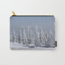 Winter season Carry-All Pouch