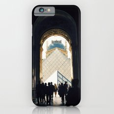 Through to Louvre Slim Case iPhone 6s